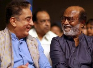 Rajinikanth and Kamal Haasan join hands for a film