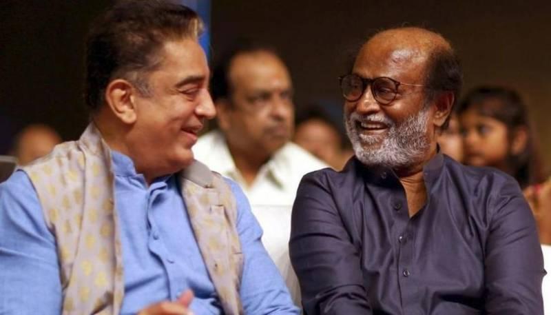 Rajinikanth and Kamal Haasan join hands for a film