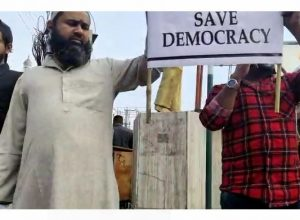 Telangana Police wrongly booked me for holding 'Save Democracy' banner : anti-CAA protester