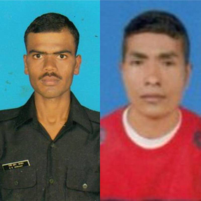 Militants kill two army soldiers on new year