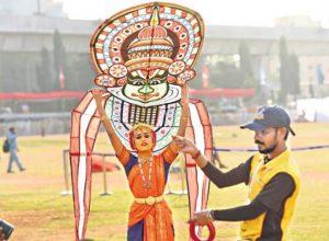 International Kite Festival, Telangana