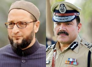 Owaisi backs Hyd CP Anjani Kumar in the 'RSS Agent' allegation