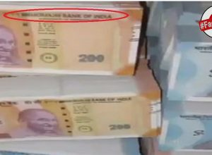 Does the video really belong to fake Indian currency producing factory from Pakistan?