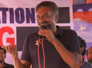 Make a Register of Unemployment first: Actor Prakash Raj