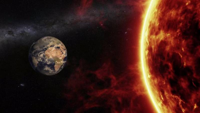 Earth to be closest to sun on Jan 5th