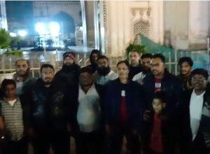 Anti-CAA protestors detained at Charminar