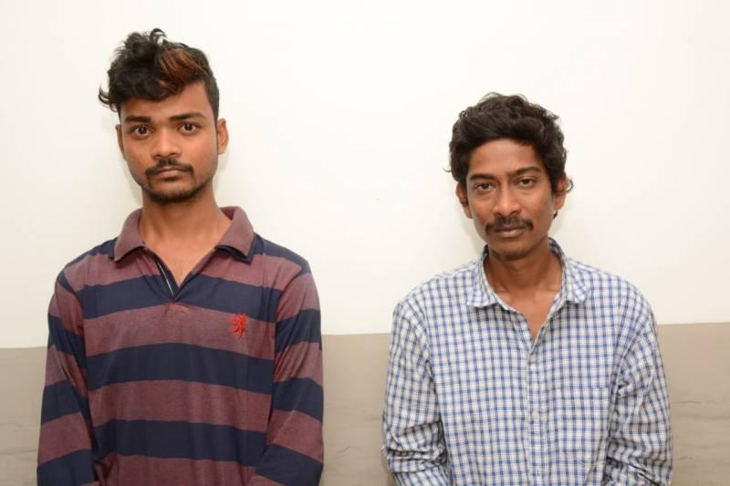 Rachakonda Police nabs 3 drug dealers, seizes 750 gms Ganja