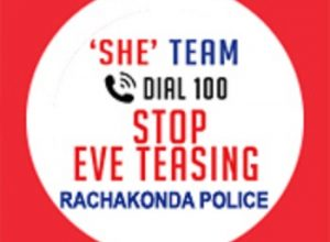 Time's up for Eve teasers, Rachakonda SHE Team catches 33 offenders in a month