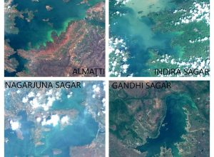 Satellite images: Algae could choke aquatic life in Sriram Sagar, other dams