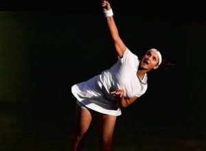 Sania Mirza pulls out in first-round of Australia Open following a Calf injury