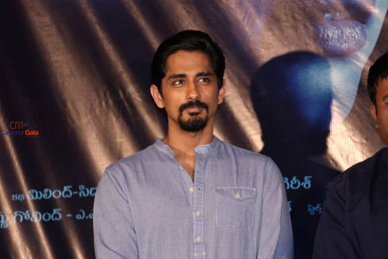 Actor Siddharth turns 41, wishes pour in