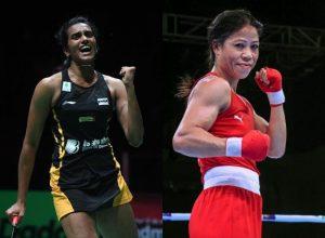 World champions Mary Kom awarded Padma Vibhushan, P V Sindhu Padma Bhushan
