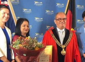 Hyderabad women honoured with 'Starthfield Citizen of the Year' in Australia