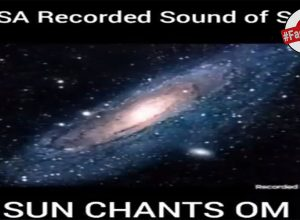 Fact check: Is 'Om' the sound of the sun ?