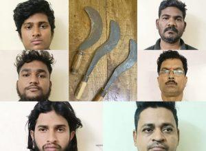 Supari gang members held for plot to kill YSRCP leader in Vizag