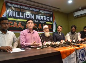 Support pour in for Million March in Hyderabad from all quarters of society