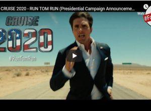 Tom Cruise as Trump's successor? Think again!