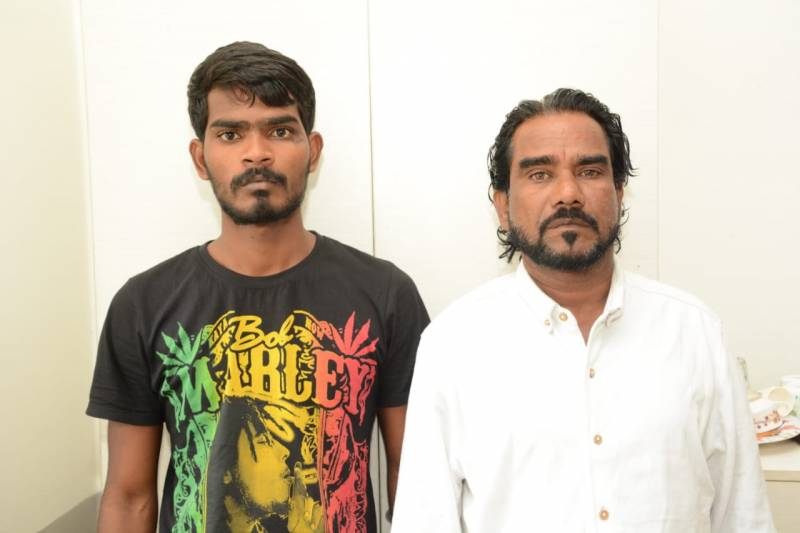 Rachakonda Police arrests two men for looting their own house