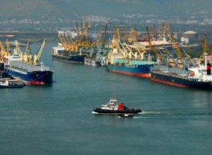 Chinese vessel at Vizag port, crew free from Corona virus