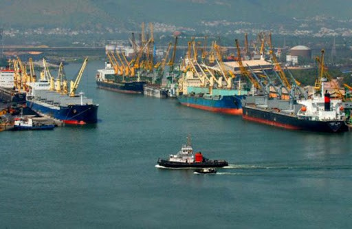 COVID Blow: Vizag Port cargo traffic dips by 10 percent