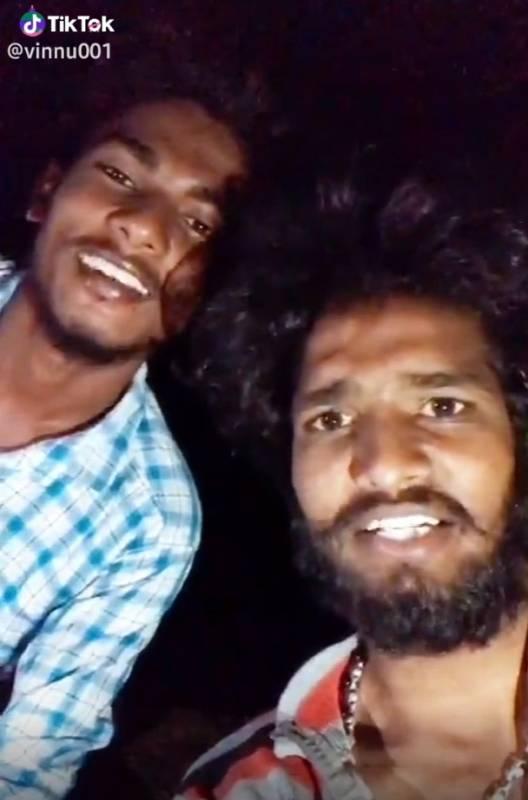Vizianagaram youth posts TikTok video citing final selfie; dies in road accident