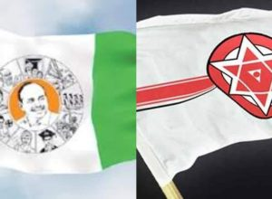 Clash between YSRC and JSP leads to tension in Kakinada