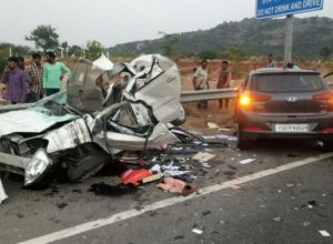 22 killed in road accidents in January