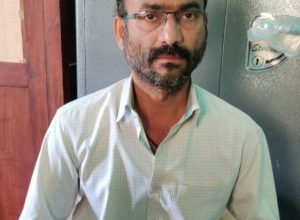 Record Officer of Deputy Inspector of Schools in ACB trap