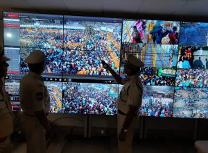 In a first, Telangana cops use AI to monitor crowd at Medaram