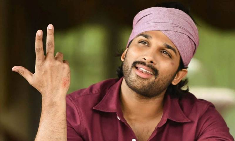 Allu Arjun pleads to fans: Please don't imitate me in real life