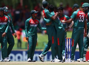 Bangladesh win nail-biting final by 3 wickets; clinch first U19 title
