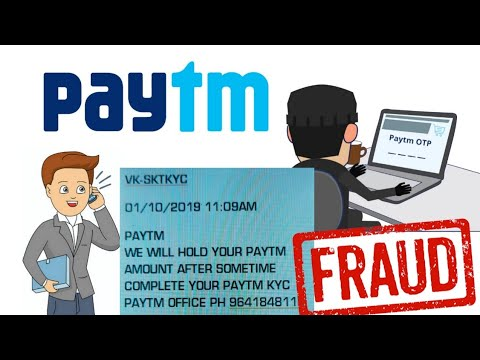 Hackers using Paytm KYC updates to cheat people