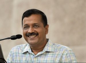 AAP Chief Arvind Kejriwal  to storm back in power : Exit polls
