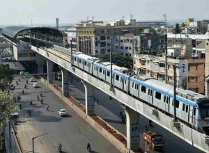 Hyderabad Metro to start trains between Habsiguda and MGBS