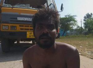 School van driver molests student in Nellore
