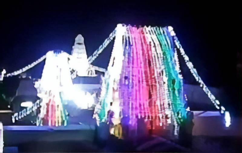 Kalahasthi Temple decks up for Mahashivratri