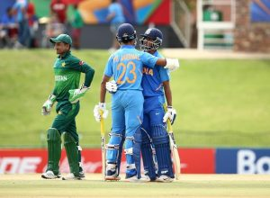 India U19 beat Pakistan by 10 wickets in semis as Jaiswal scores ton