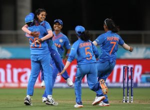 India women start World Cup with a win, beat Australia by 17 runs