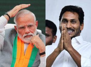 AP CM Jagan seeks immediate intervention of PM Modi on special category status