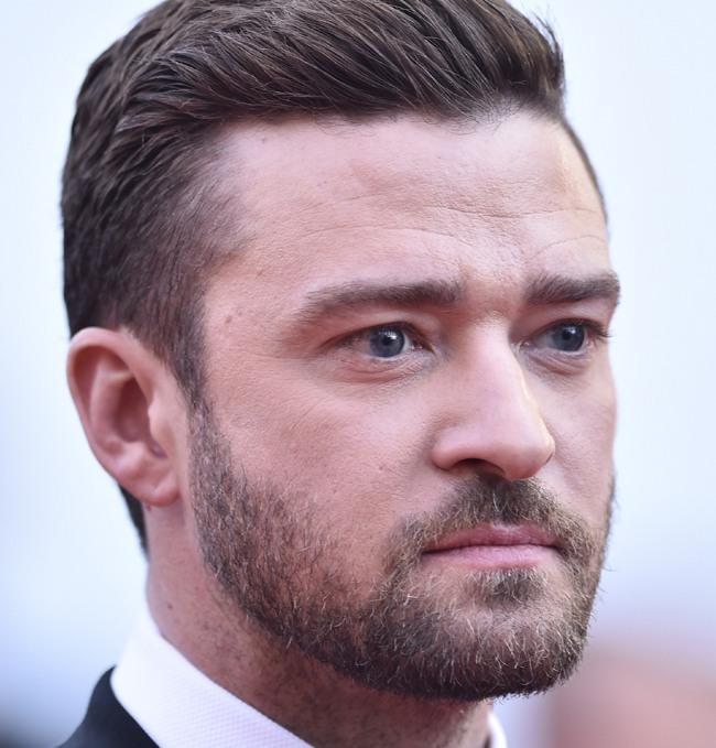Justin Timberlake Eyes
