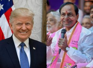 Telangana CM KCR to dine with US President Trump