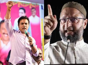 Hyderabad's honking woes: KTR moots Mumbai police model, Owaisi opposes