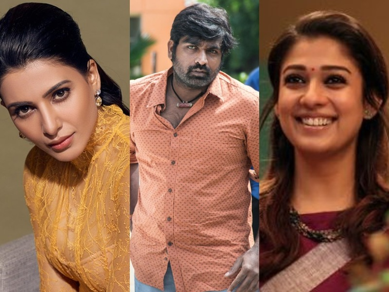 Samantha, Nayanthara and Vijay Sethupathi join hands for Kaathuvaakula Rendu Kaadhal