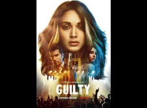`Punk' Kiara Advani returns to Netflix with `Guilty'
