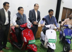 IIT-Hyderabad start-up launches e-scooter 'EPluto 7G'