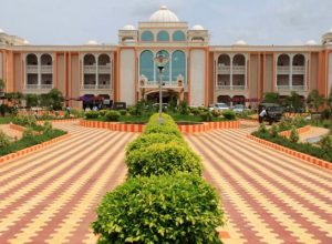 Nagarjuna University suspends 4 students over 'Save Amaravati' stir