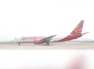 Seafood, pharma exporters get SpiceJet boost in Vizag airport