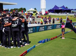 New Zealand whitewash India by 3-0; win final ODI by 5 wickets