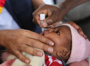 Telangana second last in giving polio drops to Children: Report