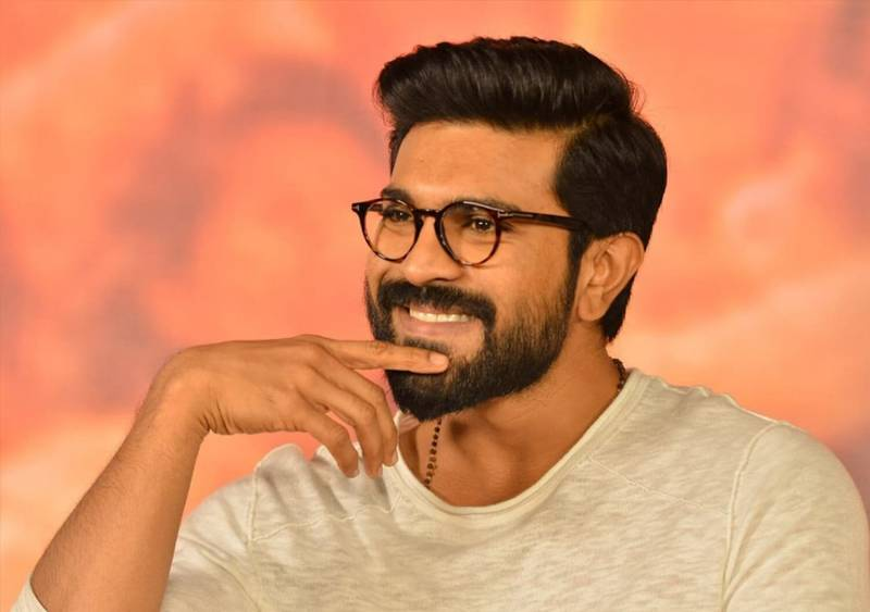 Ram Charan to work for British army in 'RRR'!